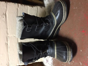 Sorrels Youth 4 Winter Boots
