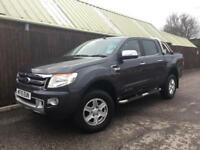 Ford Ranger 3.2TDCi Limited EU5 4x4 Double Cab**FULL DEALER HISTORY**2 OWNERS*