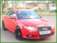 2006 (56) Audi A4 2.0TDI S Line Special Edition 170Bhp