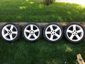 Roues Mags Toyota