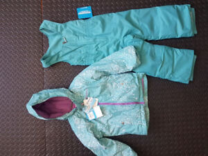 Brand new snow suit and jacket