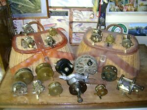 WANTED VINTAGE FISHING LURES,LURE BOXES,FULL TACKLE BOXES