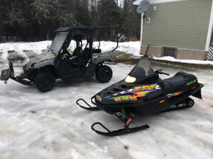 600 ZRT Triple -Rebuilt and Off Season Discount- EVERYTHING NEW