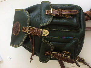 Rare vintage Roots backpack