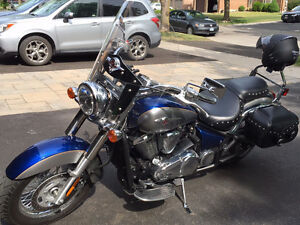2008 kawasaki Vulcan 900 LT Touring in  mint condition