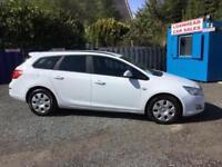 2012 Vauxhall/Opel Astra**FULL SERVICE HISTORY **FULL YEAR MOT**6 MONTHS WARRANT