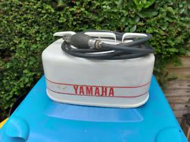 YAMAHA 12L METAL FUEL CAN & HOSE