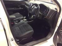 2015 Mitsubishi Outlander 2.0 GX3h+ CVT 4x4 5dr (5 seats) PETROL/ELECTRIC white