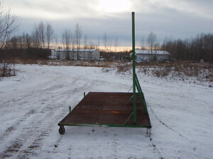 Material cart with support for windows Edmonton Edmonton Area image 4