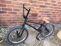Custom wethepeople BMX