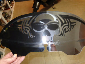 Harley Batwing windshields-  recycledgear.ca Kawartha Lakes Peterborough Area image 1