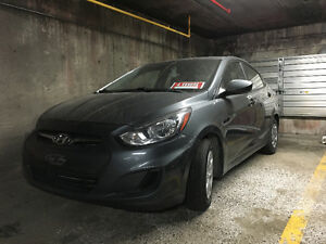 2012 Hyundai Accent Berline