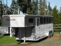 2006 Silverlite - Freedom , 3 or 4 horse G/N Trailer