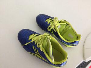 Chaussure de soccer enfant