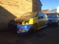 Renaultsport Clio cup racer