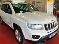 2012 Jeep Compass 2.0 Sport Plus 5dr