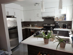 DORVAL- LARGE 3 1/2 - CONDO STYLE IN A BEAUTIFUL BUILDING
