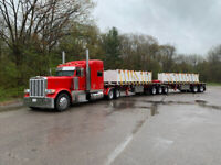 Looking for a Class-1 Truck Driver (Super-B)