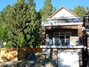 Semi Lake Front House - Sept 2016-May 2017 Lake Country, BC