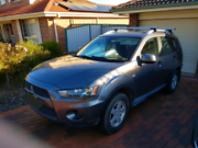 Mitsubishi Outlander ZH 2009 Penrith Penrith Area Preview