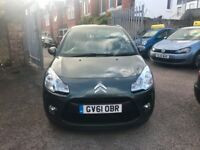 Citroen C3 1.4 e-HDi VTR+ EGS 5dr one owner 0 tax