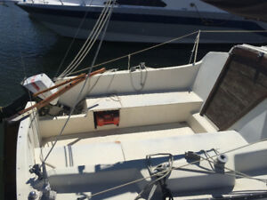 Northstar 22 foot by Hughes, motor and trailer