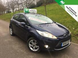 Ford Fiesta 1.4 ( 96ps ) auto 2012MY Zetec
