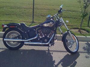 2008 Harley Davidson Nighttrain 65/200