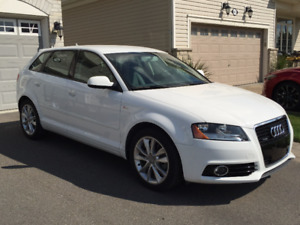 2013 Audi A3 2.0T S Line Quattro with S tronic