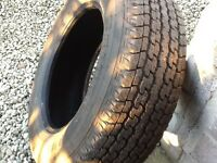 Bridgestone Dueler tyre to fit Mitsubishi L200