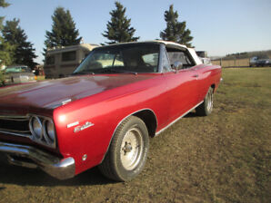 1968 plymouth sport satellite convertible