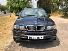 53 BMW X5 4.6iS LIMITED EDITION CARBON BLACK AUTO LOW 96K FULL HISTORY PX SWAPS