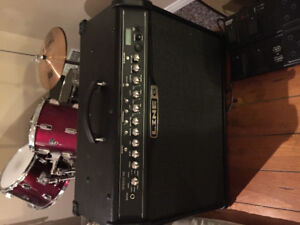 LIne 6 Spider 120w guitar amp with FBV pedal