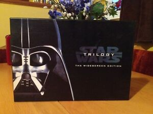 ✨RARE STAR WARS VHS LIMITED EDITION ✨