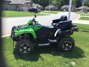 2014 Arctic Cat trv 550
