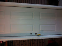 NEW Energy Star Qualified Exterior Wood Door with Frame (32x80)