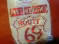 New route 69 vest and short set