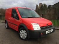 2006 (06) Ford Transit Connect 1.8TDCi Low Roof Van T200 SWB ** 12 MONTH MOT **