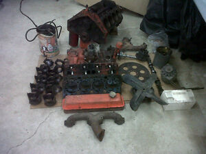283 CHEVY ENGINE,  ONLY $250