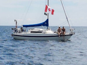 Tanzer 26 with extensive upgrades - perfect shape just sail away