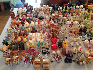 400 Sets of Antique Collector Salt and Pepper Shakers Stratford Kitchener Area image 3