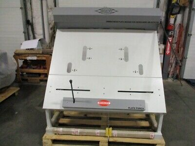 Plate Punch And Bender-heidelberg Sm 5274102  - Brand New