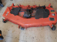 Kubota lawn Mower deck
