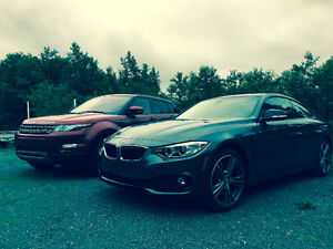 2015 BMW 4-Series Sport Lease Takeover
