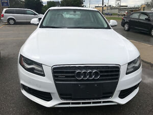2009 Audi A4,NAVIGATION,BACKUP CAMERA,CERTIFIED,CLEAN CAR-PROOF