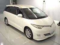 2006 Toyota previa Estima Aeras G Edition 8 seater Both Electric Doors