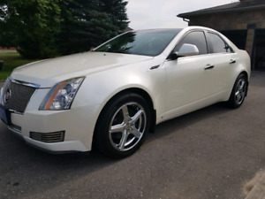 Music Lover's Dream!!! 2008 Cadillac CTS