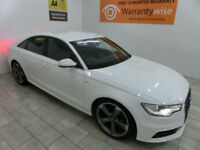 2012,Audi A6 Saloon 2.0TDI 177bhp C7 S Line***BUY FOR ONLY £72 PER WEEK***