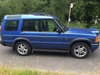 Land Rover discovery series 2
