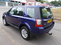 Land Rover Freelander TD4 XS++LOW MILEAGE +NOW SOLD++ (blue) 2010